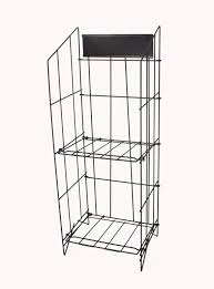 Image Shelf Picture Of 5 Picture Of Ebay Display Bulk Newspaper Magazine Metal Wire Rack Catalog Stand 11562
