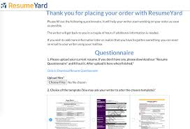 Resumeyard Website Features Overview And Review Services Explanation