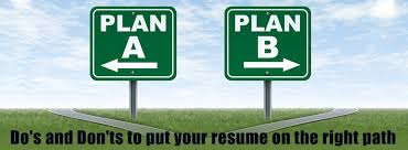 Resume Writing Do S And Don Ts Advice And Tips How To Write Winning