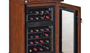 bar Wine Fridge Awesome Bar Cabinet With Mini Fridge Jenn Air