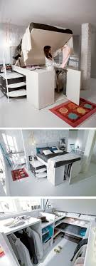 Small Bedroom Bed Solutions 17 Best Ideas About Beds For Small Rooms On Pinterest Ideas For