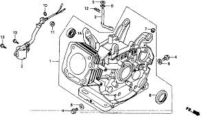Honda engines gx240 ha engine jpn vin gc04 1000001 to gc04 diagram cylinder 2