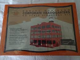 Ebay corporate office Main Street Homedesignsinspiration Harleydavidson Corporate Headquarters Ho Scale Structure Kit Ebay