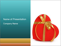 Heart Powerpoint Templates Heart Powerpoint Template Ronni Kaptanband Co