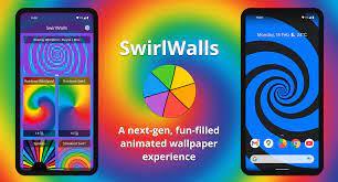releases mesmerizing live wallpaper app