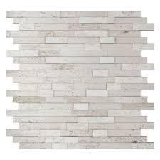 inoxia sdtiles himalayan 11 77 in x 11 57 in x 8 mm stone adhesive wall