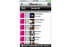 Chart App Iphone Billboard Updates Chart App For Iphone Billboard