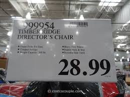 timber ridge directors chair costco 2 timber ridge directors chair costco 1
