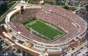 Scott Stadium University Of Virginia Sports Stadium