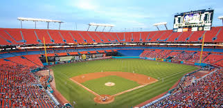 Marlins Stadium Seating Chart Sun Life Stadium History Photos And More Of The Florida