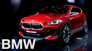 Coupe Series bmw x2 2016 : BMW Concept X2. World Premiere at the Paris Motor Show 2016. - YouTube