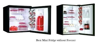 mini display refrigerator compact refrigerator without freezer list of the best mini fridge without freezer cu