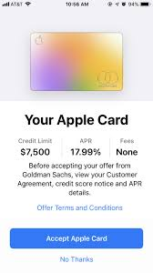 Having the new apple credit card from goldman sachs in your wallet doesn't have to cost you a thing, considering the card's $0 annual fee (and. Apple Card Guide Features And Tips For Maximizing Creditcards Com