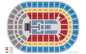 Maroon 5 United Center Seating Chart Dw Tour Chicago Dwtourchicago Twitter