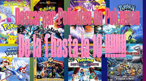 Descargar la pelicula de pokemon 6 & 7 en español latino   MEGA   Jirachi