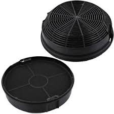 2 X Whirlpool Cooker Hood Vent Extractor Fan Carbon Anti Odour