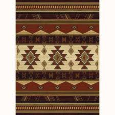 southwest wind beige 8 ft x 11 ft contemporary area rug