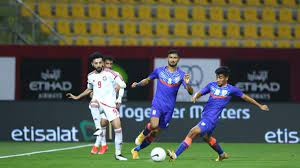 India vs UAE: Viewers win 6–0 in football friendly condemning Mabkhout  hat-trick - Basic Article