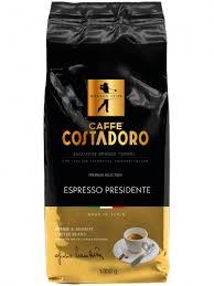 <b>Кофе в зернах Costadoro</b> Espresso Presidente, 1 кг — купить в ...