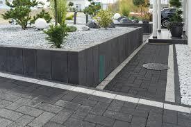 Granit treppen nach wunsch und preise nach maß. Palisaden Durselen Stein Gestaltung Monchengladbach