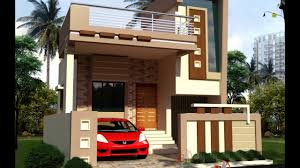 small front house designs - YouTube