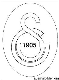Fenerbahce Kleurplaat Ausmalbilder Galatasaray Galatasaray Sc