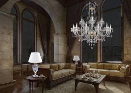 Luxuriöse Kristall Kronleuchter Luxus Leuchter