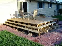 patio deck plans. Contemporary Plans Patio Deck Plans Decks Wooden For N