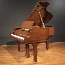 yamaha baby grand piano. yamaha g1 5\u00273\u0027\u0027 baby grand piano polished walnut