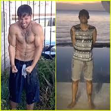 nathan kress muscles. shirtless nathan kress \u0026 one direction\u0027s louis tomlinson take on als ice bucket challenge muscles