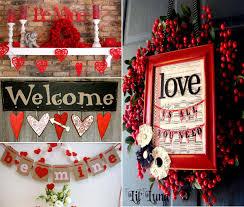 Valentine Door Decoration Ideas Valentines Decor Valentines Day Decorations Ideas 2014 To