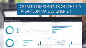 Business Objects Design Studio Download Create Components On The Fly In Sap Lumira Designer 2 1