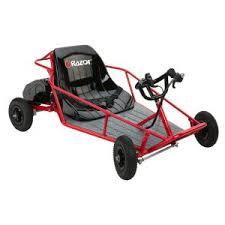 Razor Dune Buggy Electric Battery Powered Go Kart Ride On Toys for 8, 9, 10 \u0026 11 Year Olds   Hayneedle