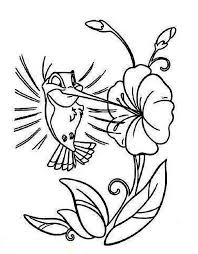 Small Picture Coloring Pages Hummingbirds Hummingbird Coloring Flower Coloring