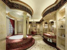 Red Marble Floor Stripped Polished And Sealed  P MacRed Marble Floors