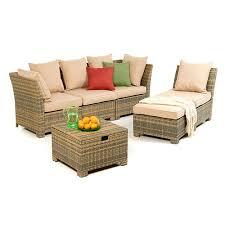 amazing martha stewart patio furniture kmart for your outdoor decor remarkable rattan wicker sofa set