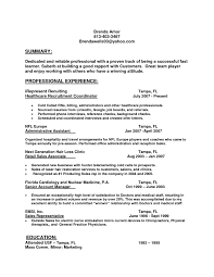 Example Of A Recruiter Resume Socalbrowncoats