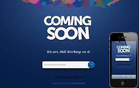 Coming Soon Website Template Magnificent Coming Soon Under Construction Responsive Website Template