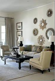 inspirational mirror behind sofa best wall the decorating ideas