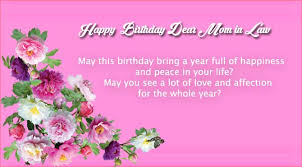 Happy Birthday Quotes For Mom In Law Wishes40Lover Delectable Loving Mother In Law Quotes