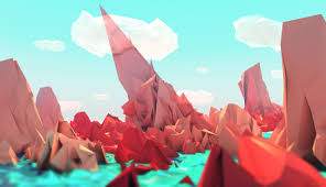 2560x1472 low poly style wallpapers fulll pack hd part 1