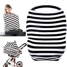 baby car seat cover multi use nursing