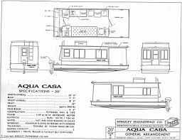 Small Picture TRAILERABLE HOUSEBOAT PLANS Home Plans Home Design Stuff for