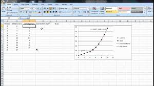 How To Calculate Velocity Acceleration And Kinetic Energy In Excel For Graphing