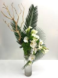 weekly flower subscription nyc corporate office arrangements rachel cho floral design23 office