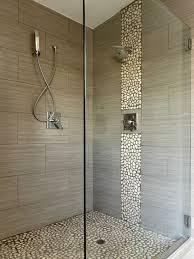 bathroom tile designs ideas. Plain Bathroom Square Design Wet Room With Natural Rock Backsplash And Floor Decor Bathroom  Tile Designs And Bathroom Tile Designs Ideas L