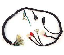motorcycle wires & electrical cabling for honda cb550 ebay Bare Bones Wiring Diagram Honda Cb550f main wiring harness 32100 374 000 honda cb550k cb550 1974 1975 (fits honda cb550)