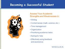 what are your academic strengths and weaknesses essay