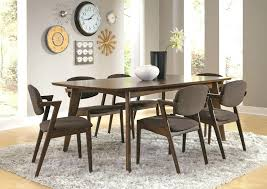 mid century modern dining room furniture. Mid Century Modern Dining Set Chairs In Plan Room Furniture