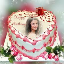 Happy Birthday Photo Editing Online Birthday Cake Photo Frame 5